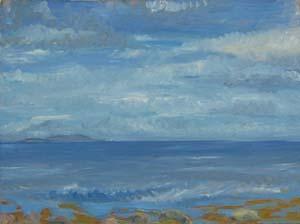 Соловки. Небо и море. 2002