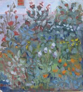 Цветы. 2001